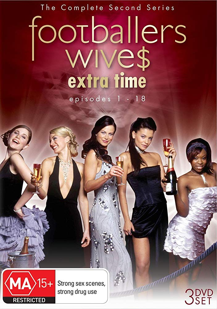 Watch Movie Footballers' Wives - Season 3