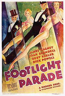 Watch Movie Footlight Parade