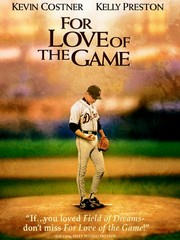 Watch Movie For The Love of The Game