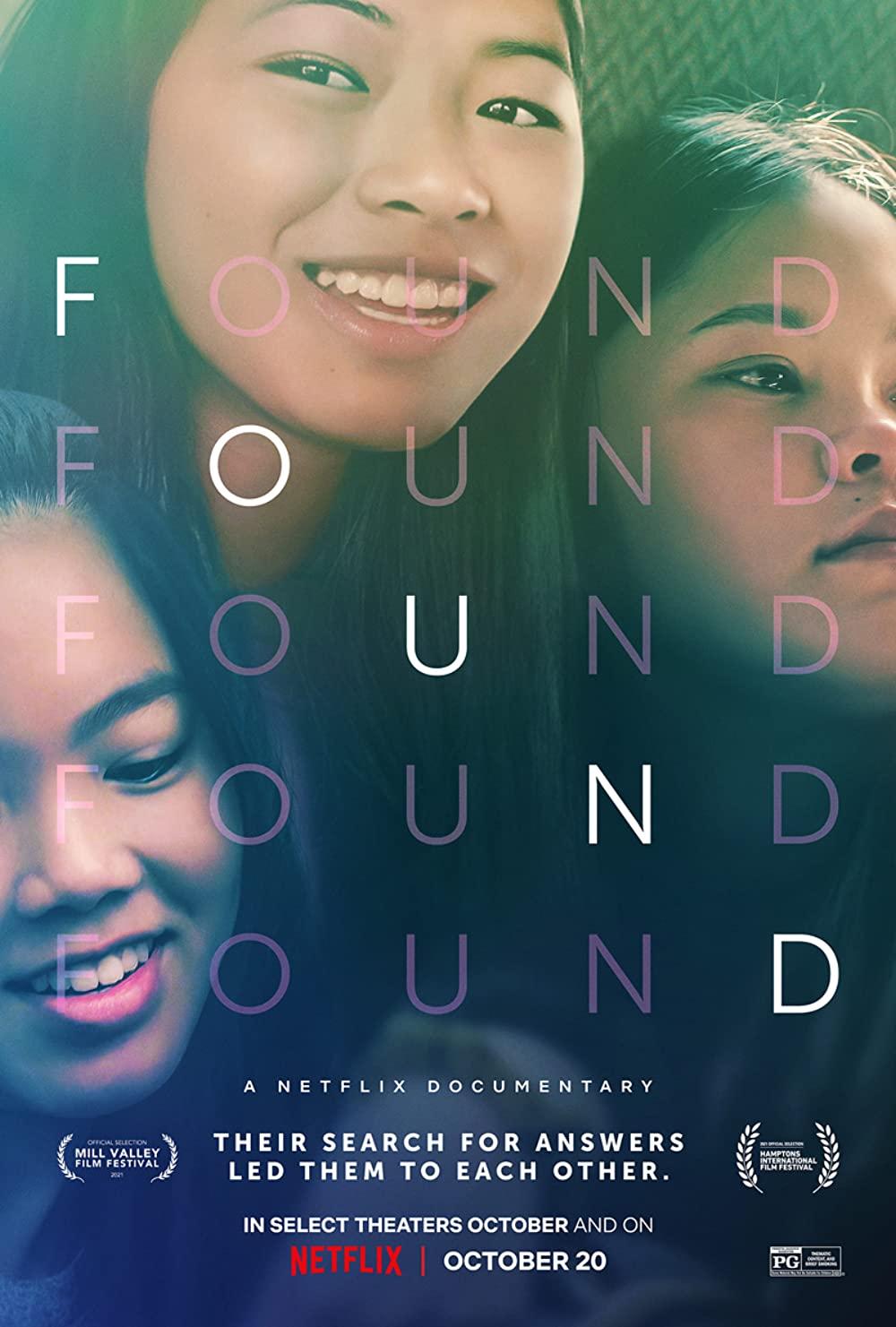 Watch Movie Found (2021)
