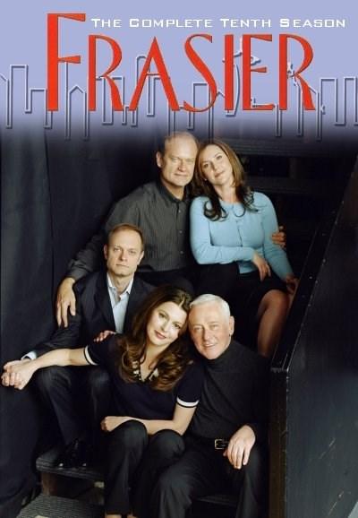 Watch Movie Frasier - Season 10