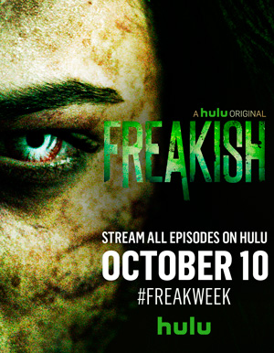 Watch Movie Freakish - Season 1