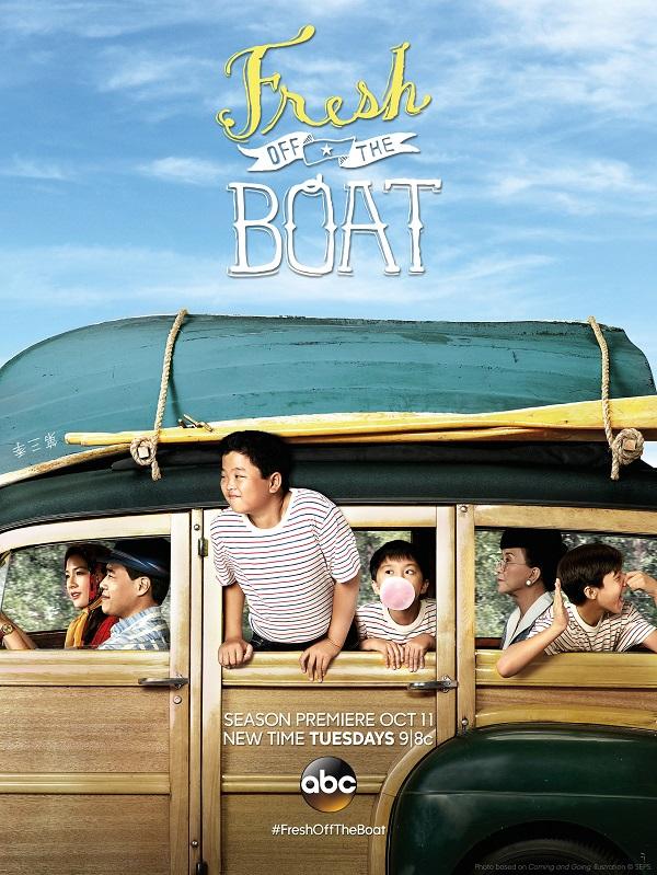 Watch Movie Fresh Off the Boat - Season 3