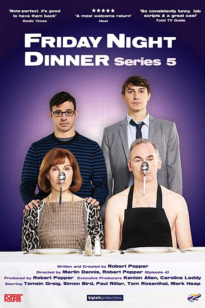 Watch Movie Friday Night Dinner - Season 4