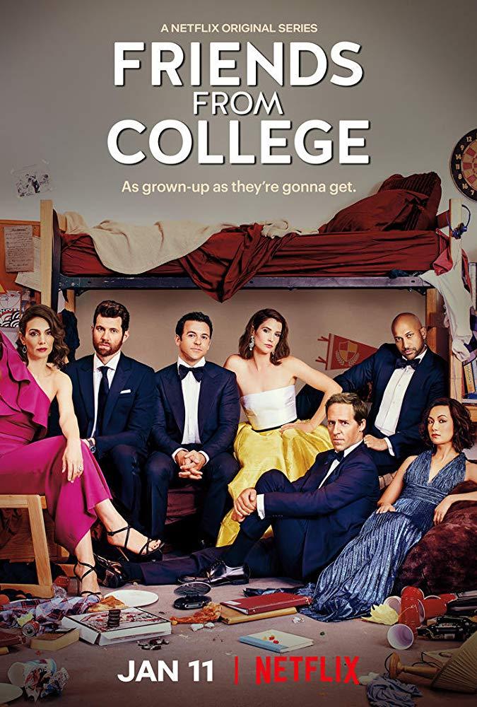 Watch Movie Friends from College - Season 2
