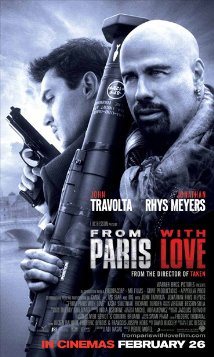 Watch Movie From Paris With Love
