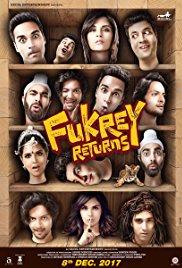 Watch Movie Fukrey Returns