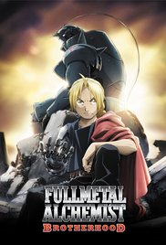 Watch Movie Fullmetal Alchemist: Brotherhood (English Audio)