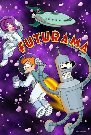 Watch Movie Futurama - Season 1