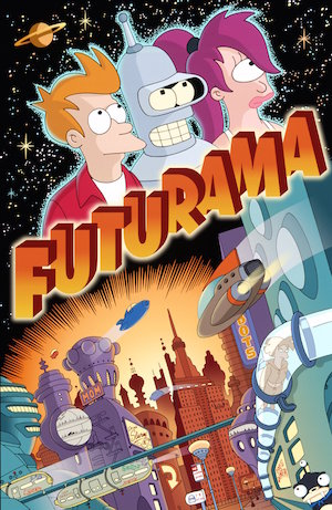 Watch Movie Futurama - Season 3