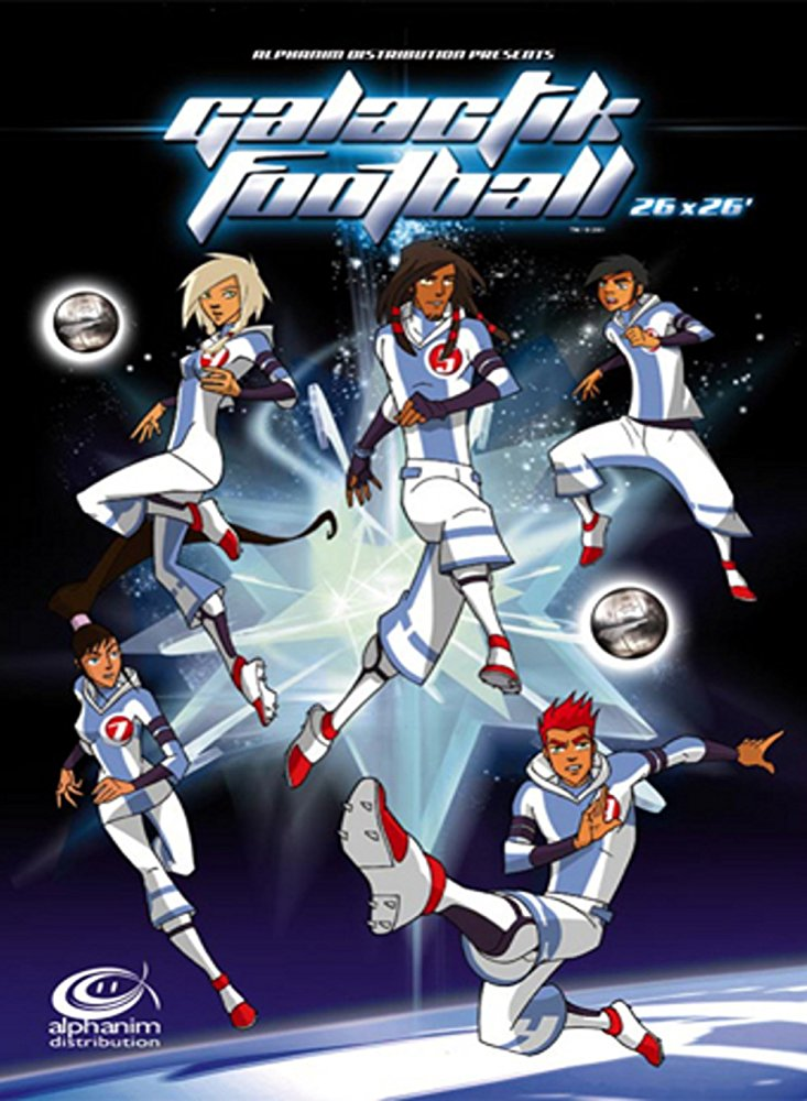 Watch Movie Galactik Football - Season 3