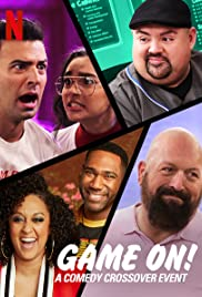 Watch Movie Game on!: A comedy Crossover Event - Season 1