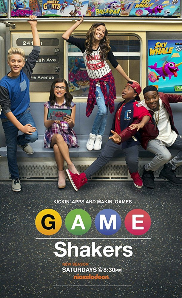 Watch Movie Game Shakers - Season 3