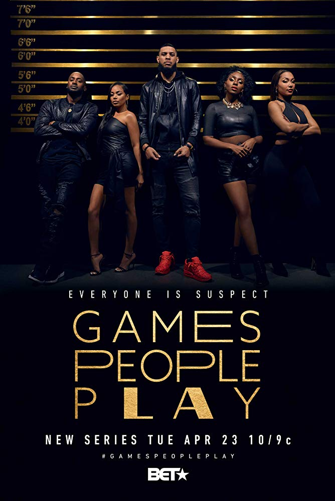 Watch Movie Games People Play - Season 1
