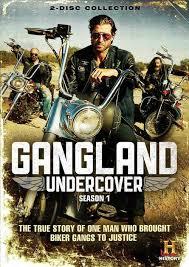 Watch Movie  Gangland Undercover - season 2