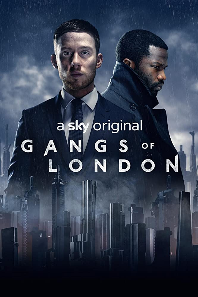 Watch Movie Gangs of London - Season 1