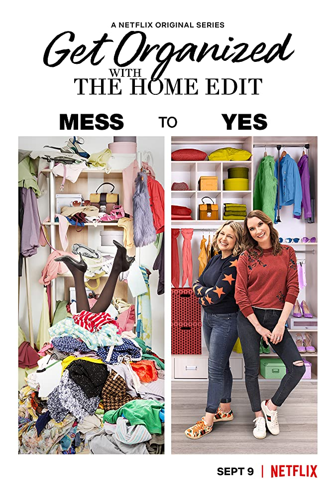 Watch Movie Get Organized with The Home Edit - Season 1
