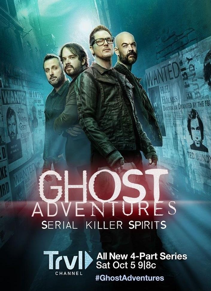 Watch Movie Ghost Adventures: Serial Killer Spirits - Season 1