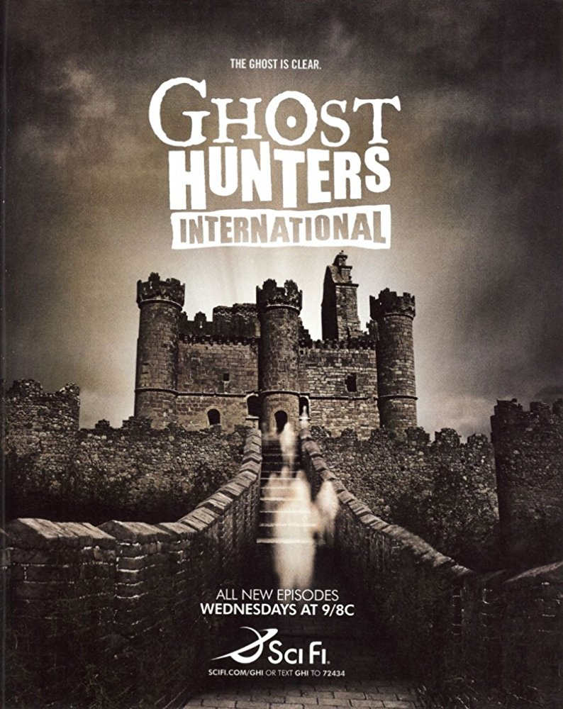 Watch Movie Ghost Hunters International - Season 2