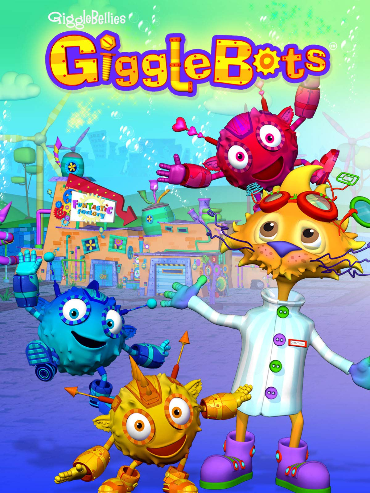 Watch Movie GiggleBots GiggleBellies