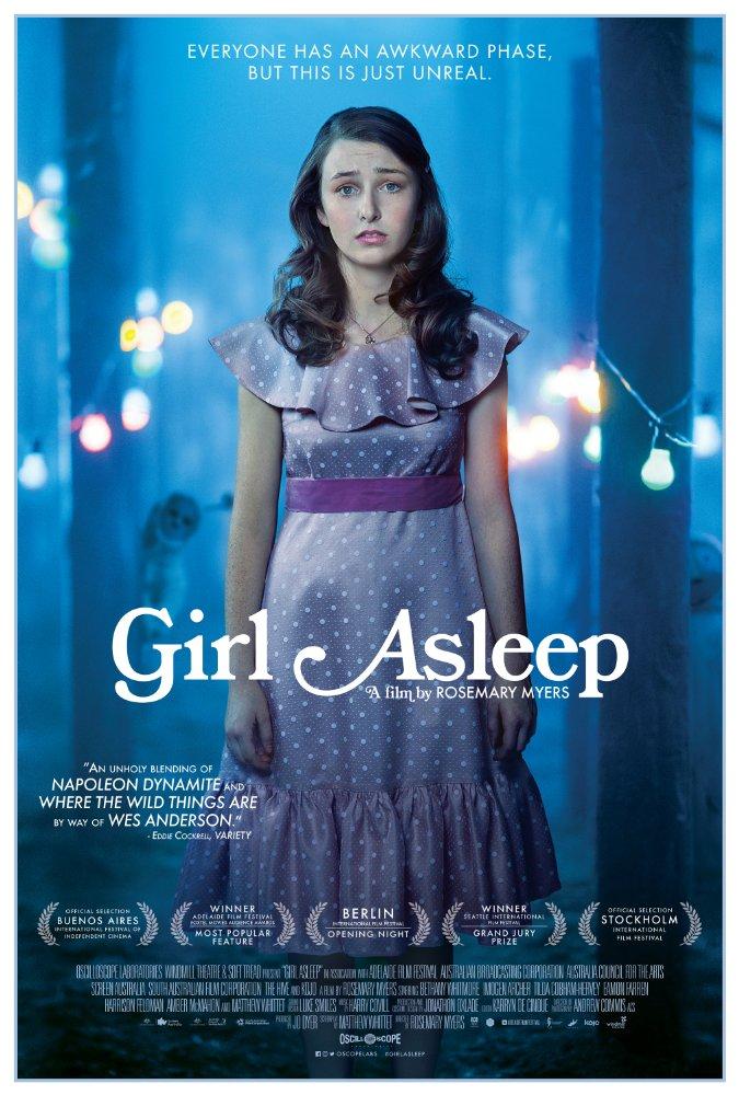 Watch Movie Girl Asleep