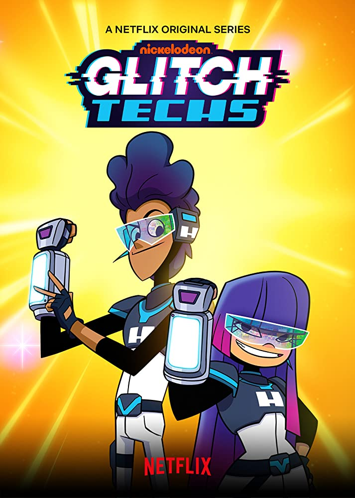Watch Movie Glitch Techs - Season 2