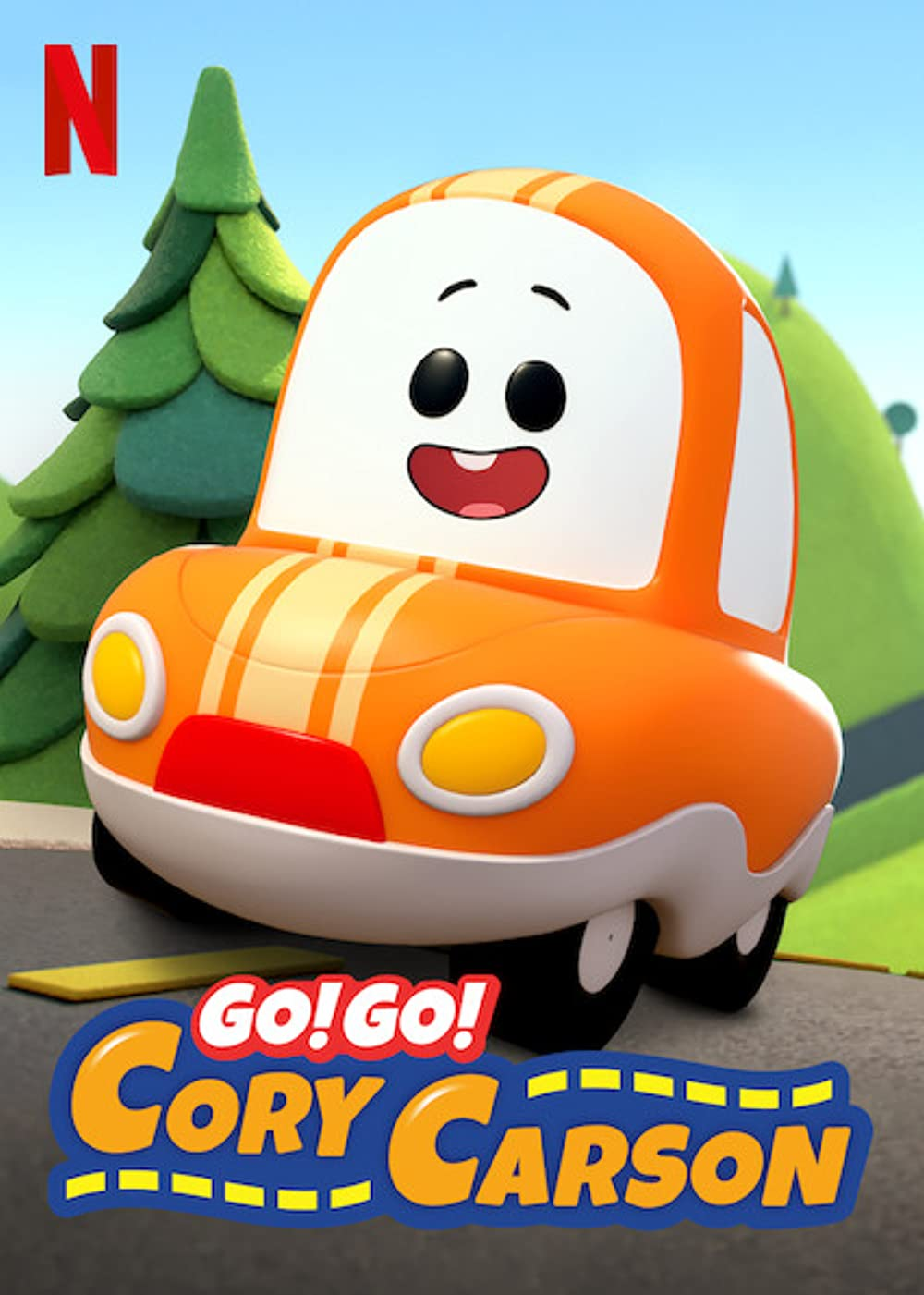 Watch Movie Go! Go! Cory Carson - Season 2