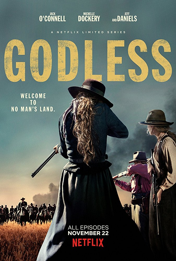 Watch Movie Godless - Season 1