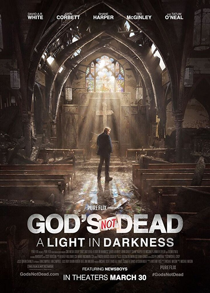 Watch Movie God's Not Dead: A Light in Darkness