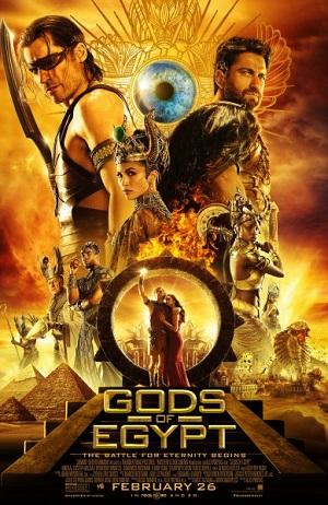 Watch Movie Gods of Egypt