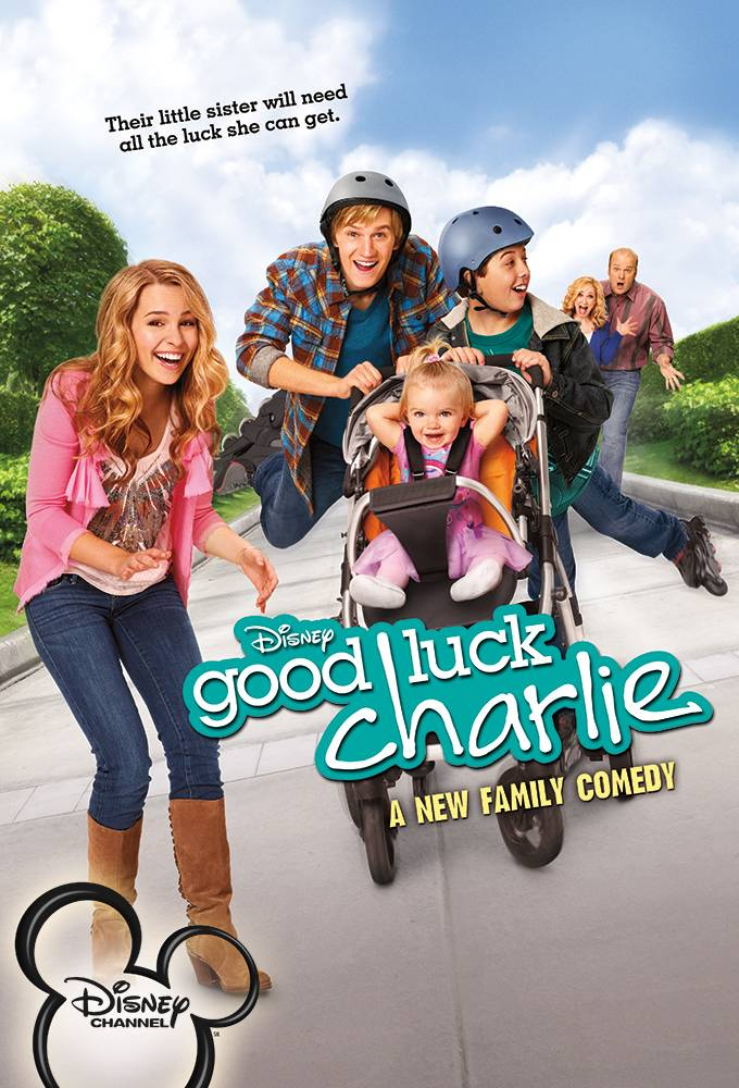 Watch Movie Good Luck Charlie - Season 2