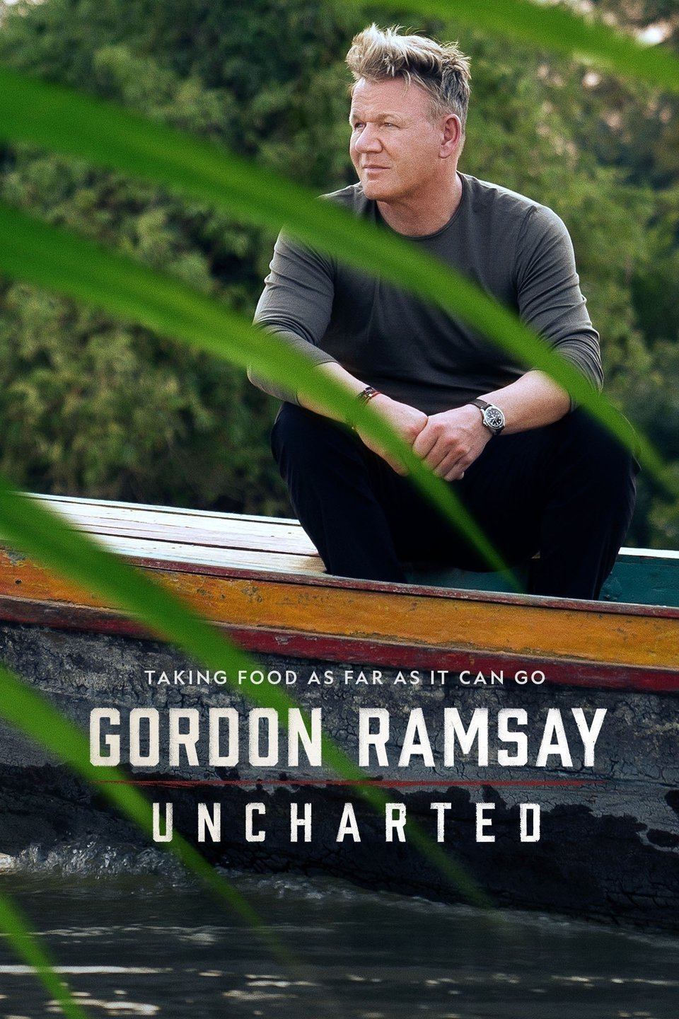 Watch Movie Gordon Ramsay: Uncharted - Season 2