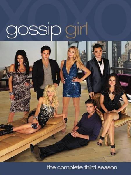 Watch Movie Gossip Girl - Season 3