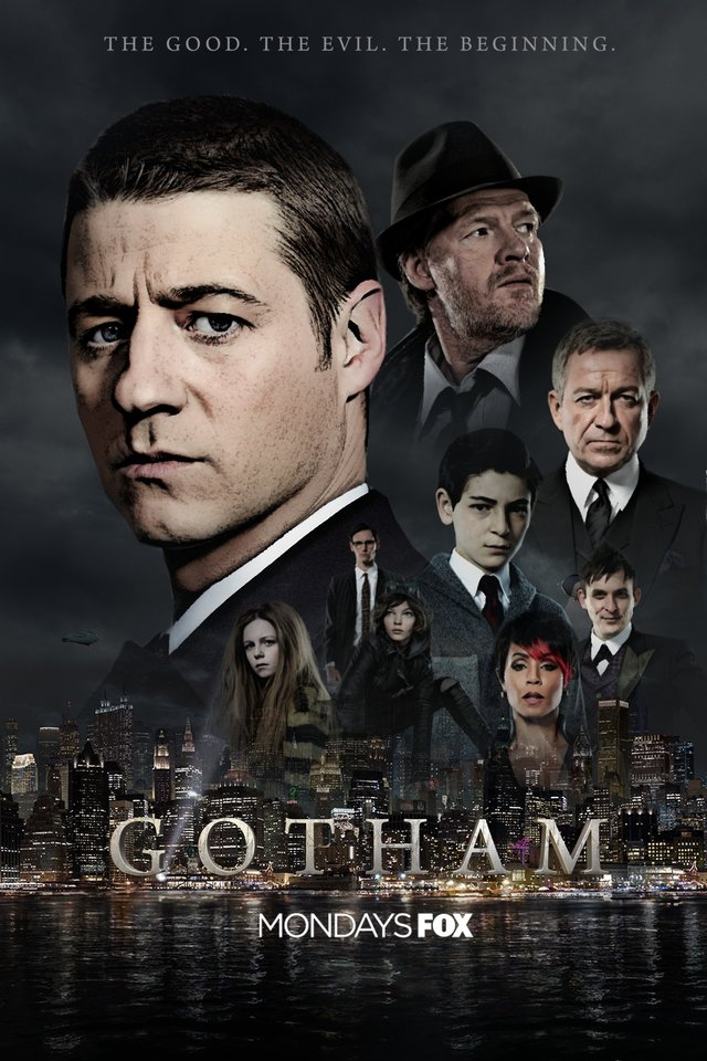 Watch Movie Gotham - Season 1