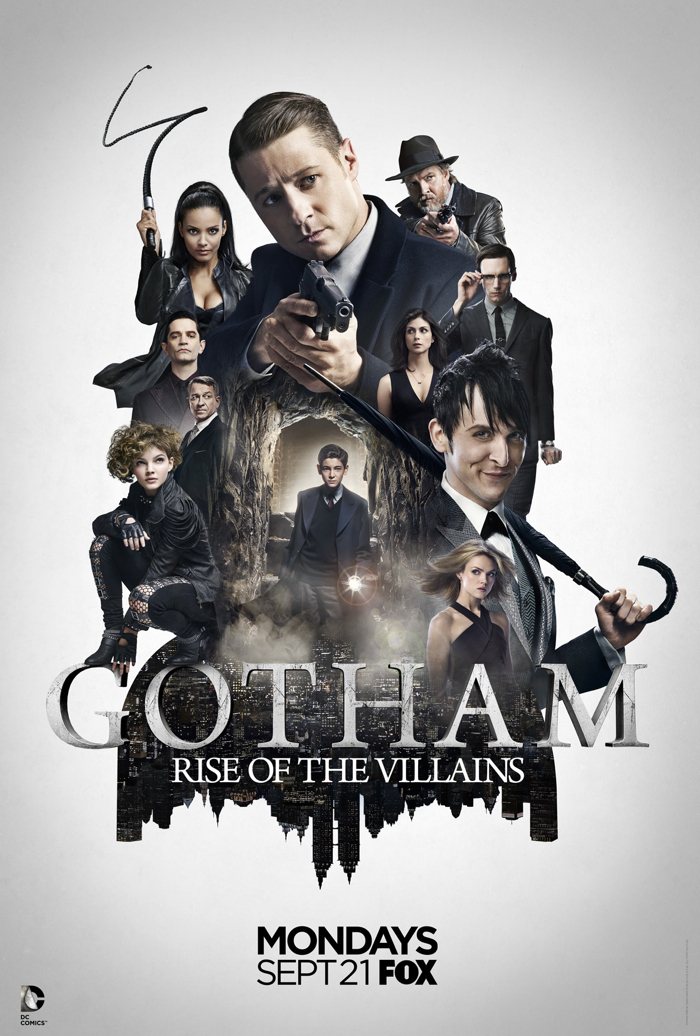 Watch Movie Gotham - Season 2