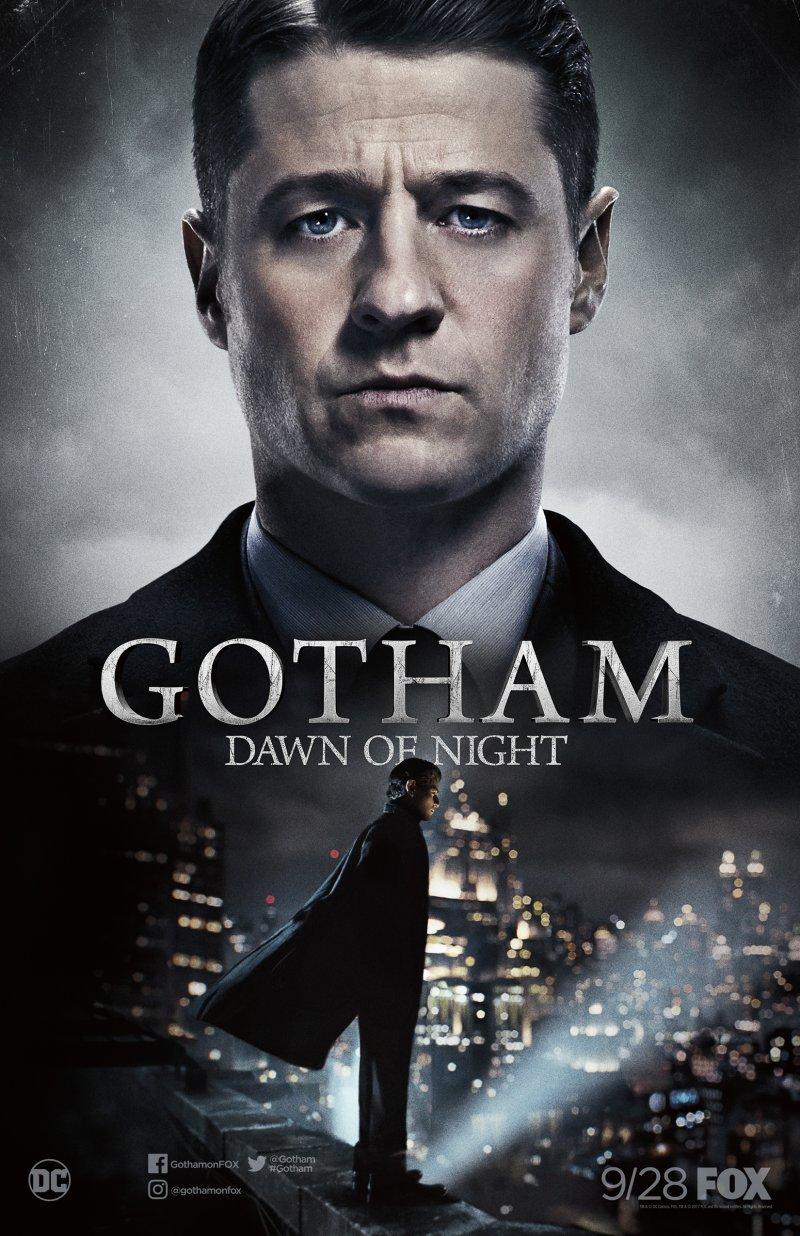 Watch Movie Gotham - Season 4