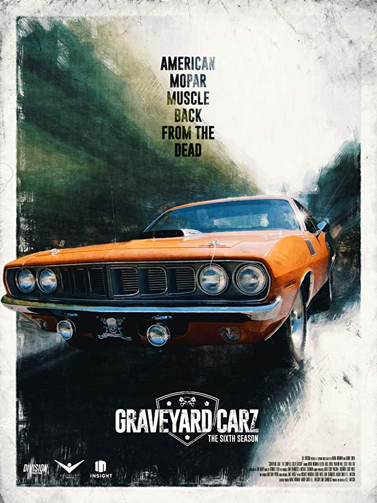 Watch Movie Graveyard Carz - Season 4