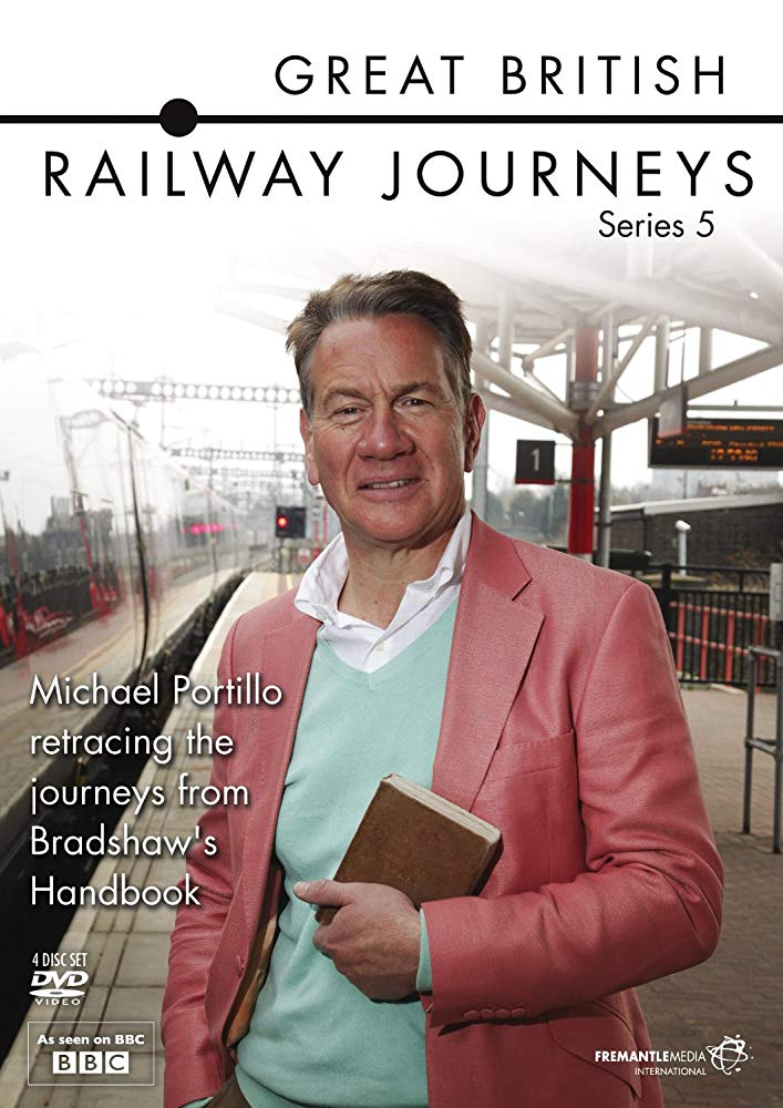 Watch Movie Great British Railway Journeys - Season 8