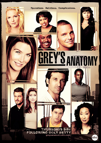 Watch Movie Grey's Anatomy - Season 3