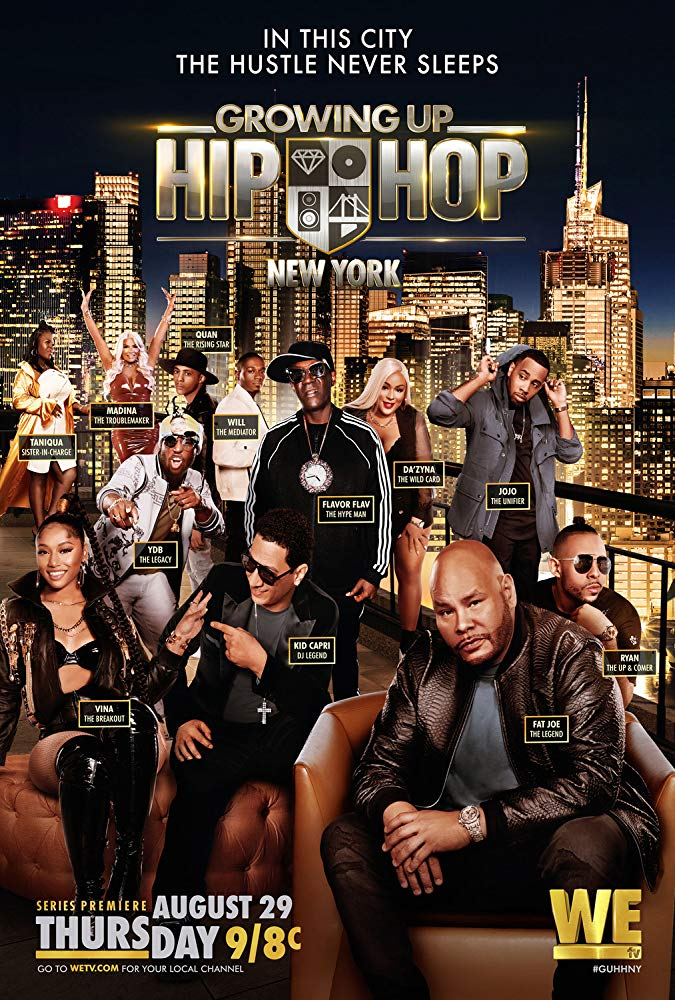 Watch Movie Growing Up Hip Hop: New York - Season 1