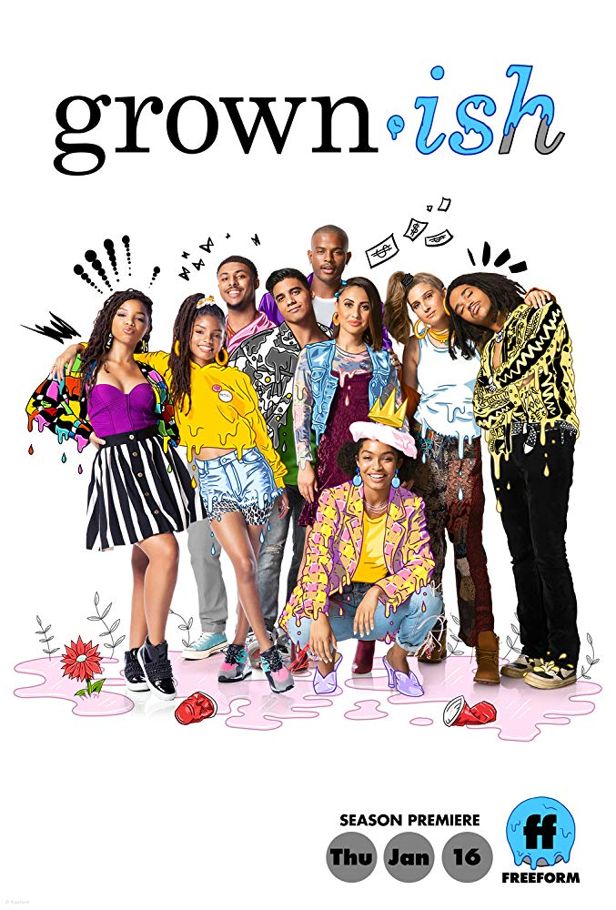 Watch Movie Grown-ish - Season 3