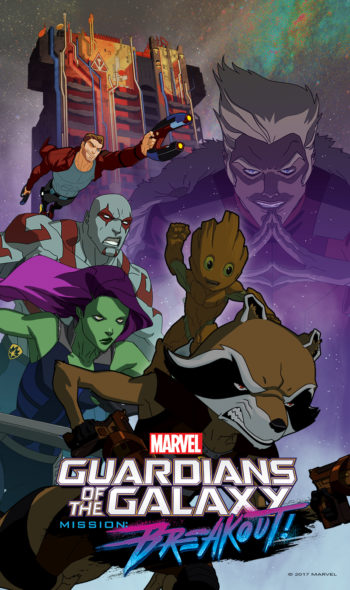 Watch Movie Guardians of the Galaxy - Season 3