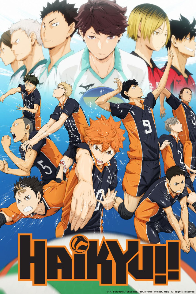 Watch Movie Haikyuu!! - Season 1