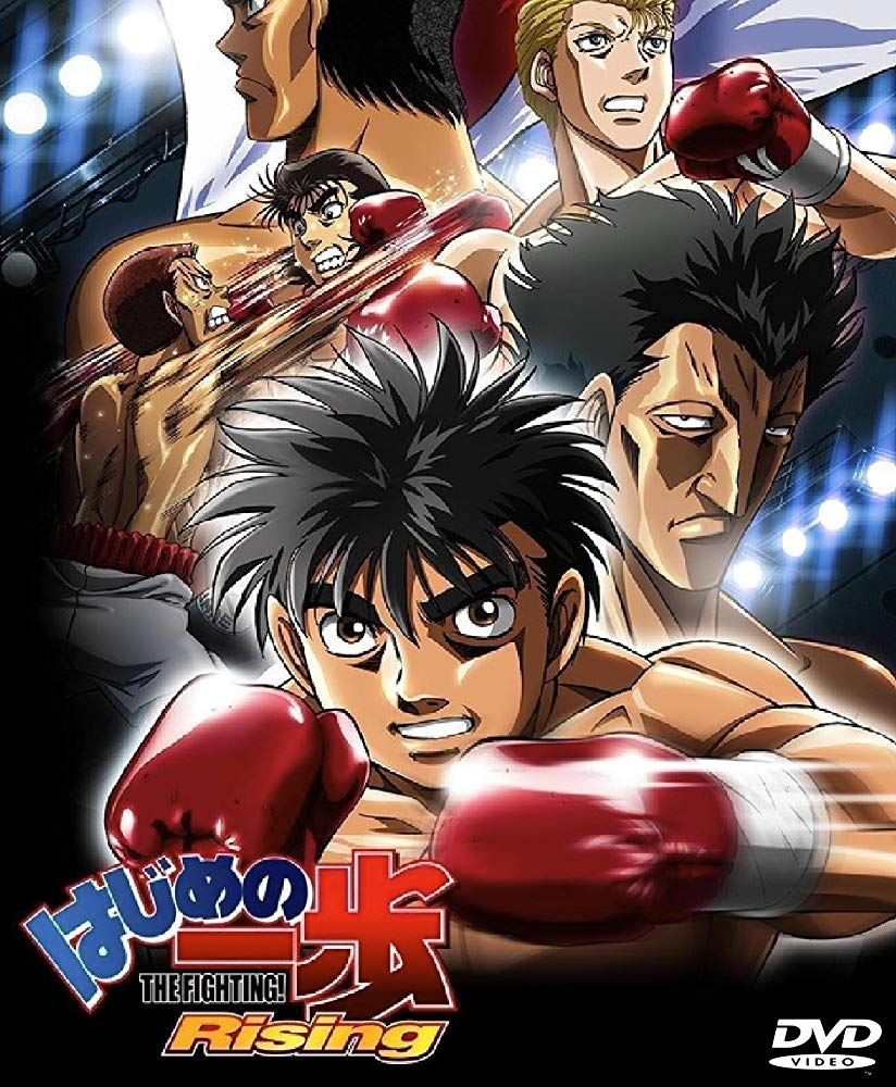 Watch Movie Hajime no Ippo: Rising