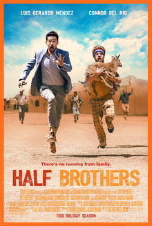 Watch Movie Half Brothers
