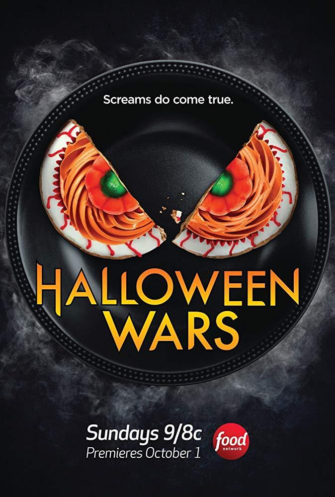 Watch Movie Halloween Wars - Season 4