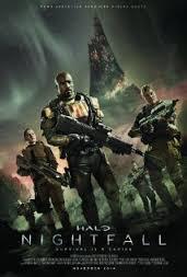 Watch Movie Halo: Nightfall