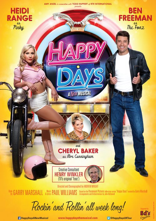 Watch Movie Happy Days - Season 1