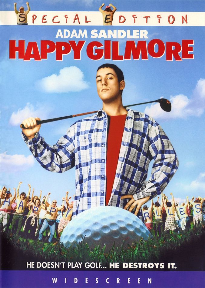 Watch Movie Happy Gilmore