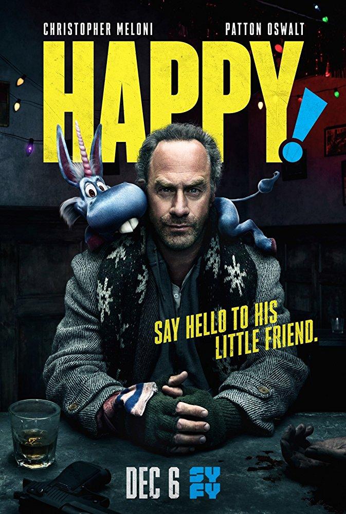 Watch Movie Happy! - Season 1